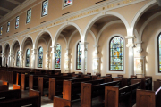 St. Cecilia Motherhouse Chapel Stained Glass Windows