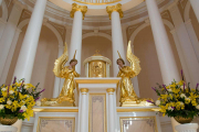 Tabernacle and Adoring Angels