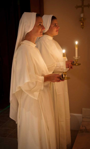 The goal of the canonical novitiate is observable growth in love of God and neighbor, self-knowledge, and understanding of the commitment which the novice will choose to make.