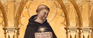 THOMAS AQUINAS;SAN DOMENICO IN CASTELLO