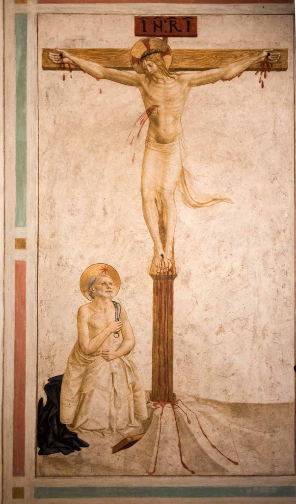 FRA ANGELICO, SAN MARCO, DOMINIC AND PENANCE
