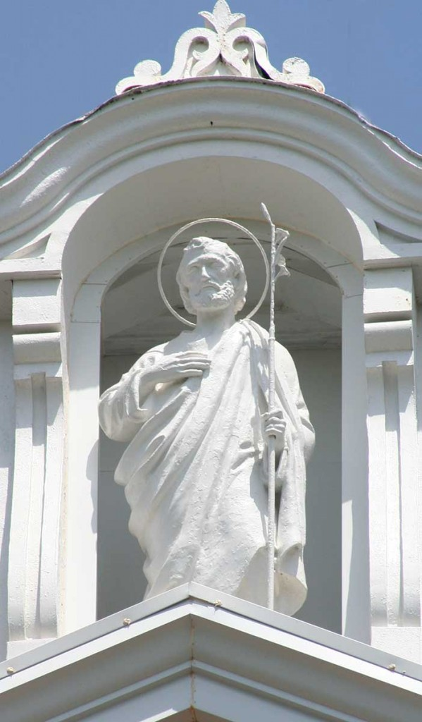 ST JOSEPH, PROTECTOR OF OUR HOME, ST CECILIA MOTHERHOUSE