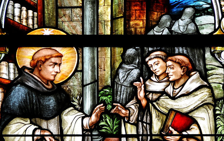 nashville dominicans, Dominican sisters of st. cecilia congregation, nashville, education, teaching, dominican sisters, st. cecilia congregation, stained glass windows, st cecilia chapel, life of dominic in stained glass, franz mayer stained glass, dispersal of brethren