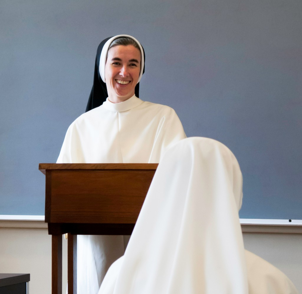 nashville dominicans, Dominican sisters of st. cecilia congregation, nashville, education, teaching, dominican sisters, st. cecilia congregation, sister anna grace